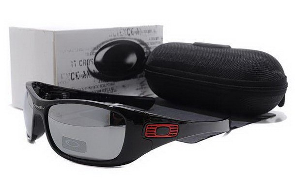 aae9fc07f6 Cheap Oakley Hijinx Sunglasses Polished Black Clear Lens Sale