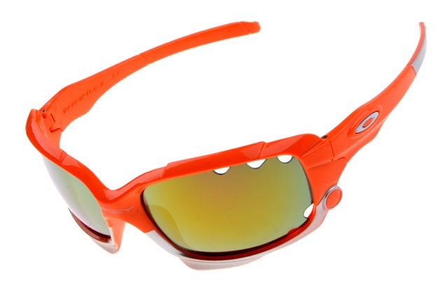 Cheap Oakley Jawbone Sunglasses Orange Red   Fire Iridium Vented Sale c25edb96e6d4