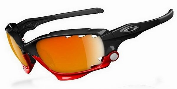 Cheap Oakley Jawbone Sunglasses Polished Black Fire Iridium Vented Sale 493723fe0834