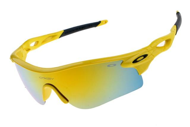 92ec276322 Cheap Oakley RadarLock Path Sunglasses Lemon Peel   Fire Iridium Sale