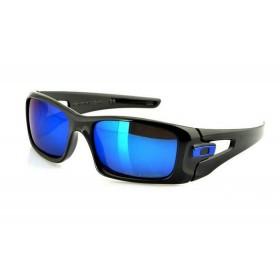 31d4a386329e8 Cheap Oakley Crankcase Sunglasses Matte Black Frame Ice Iridium Sale